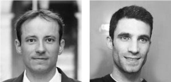 Nicolas et Ludovic, fondateurs du site Avenue des Investisseurs